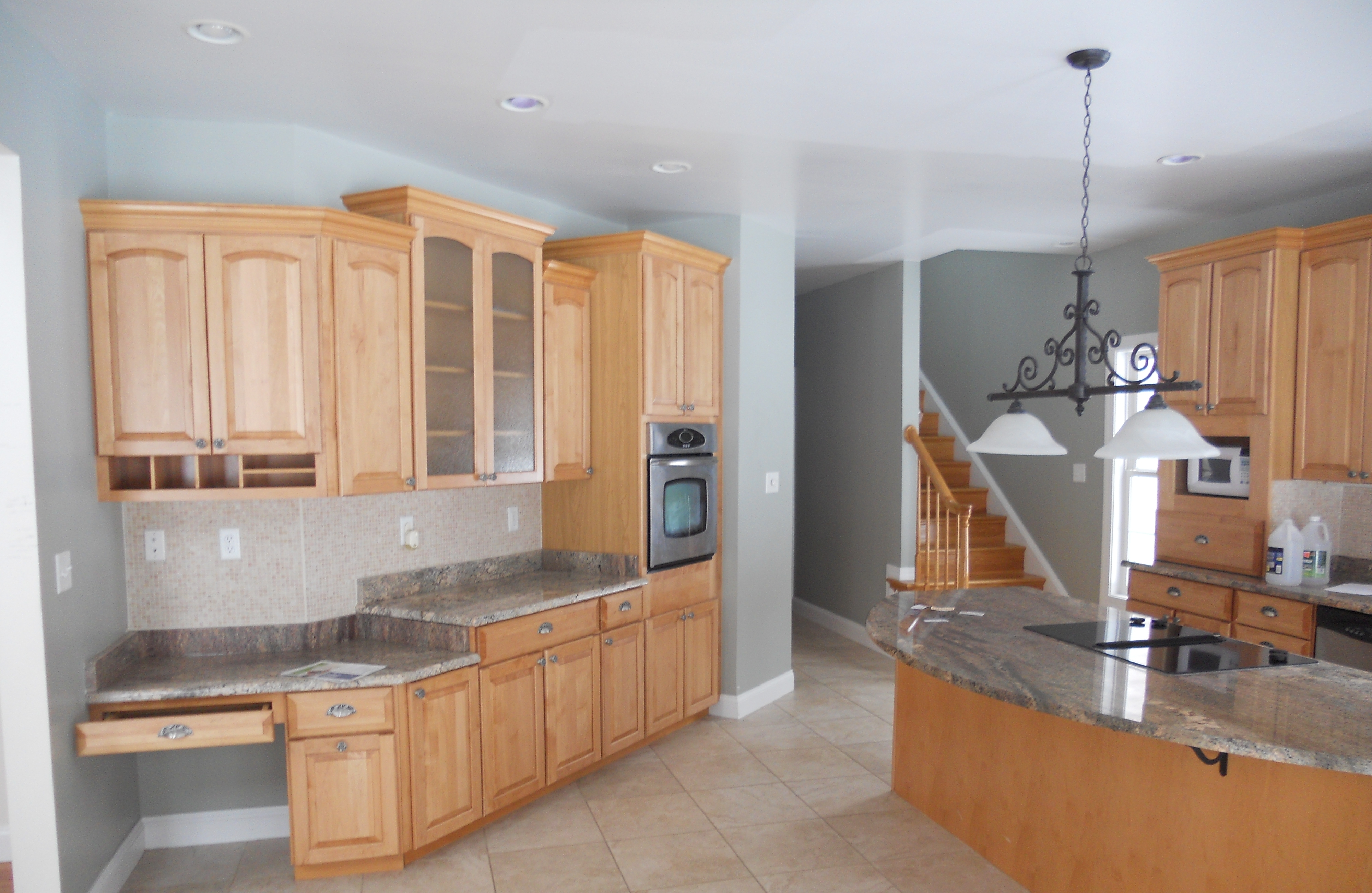 Gorgeous Kitchen Renovation In Potomac Maryland: Remodeling Services