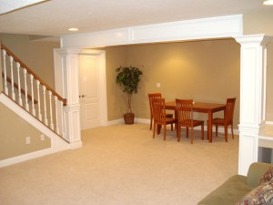 Basement Painting And Remodeling Services In Montgomery County Maryland